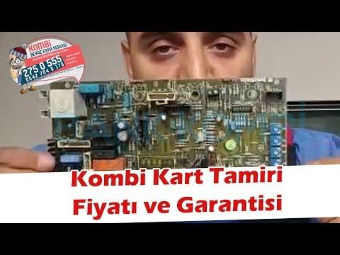 Kombi Elektronik Kart Tamiri, Baymak, Vaillant, Bosch, Buderus, Demirdöküm