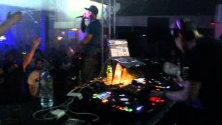 Bassface Sascha live @ Prime Club - Hoover Bass Night 10.01.15