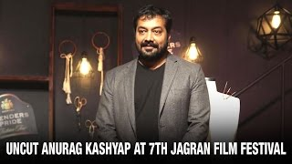 UNCUT - Shah Rukh Khan Was The Luckiest: Anurag Kashyap | 7th Jagran | Latest Bollywood News
