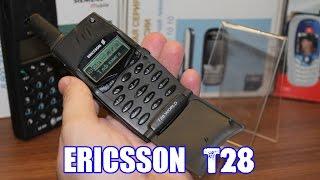 Ретро обзор GSM Ericsson T28 WORLD. Старые мобильные телефоны(Ретро обзор GSM Ericsson T28 WORLD. Старые мобильные телефоны. Эрикссон Т28 - мобильный телефон 1999 года Подписывайтесь..., 2016-11-21T17:47:16.000Z)