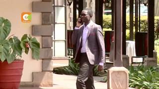 Chiloba's office locks changed, secretary, PA fired