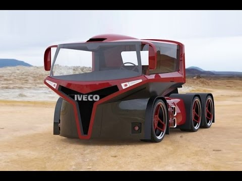 Thumbnail: 8 Future Trucks & Buses YOU MUST SEE
