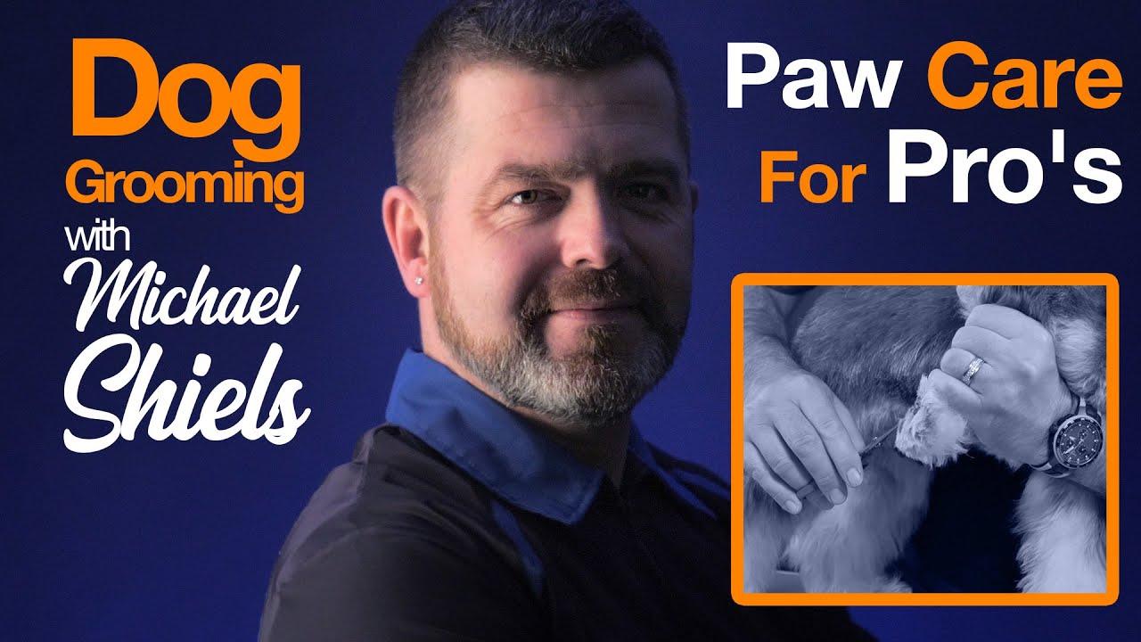MICHAEL SHIELS - PAW CARE