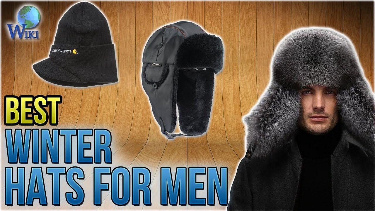 10 Best Winter Hats For Men 2018 - YouTube c40ca7ebfba