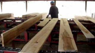 Workbench 2.0 Hardwood Manufacturing Processes