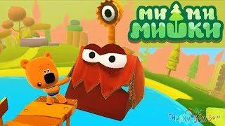 Мимимишки FREE интерактивный мультик игра для детей