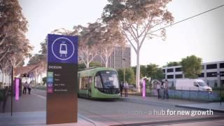 Canberra Metro Flythrough