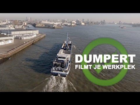 Dumpert Filmt Je Werkplek S02E06: Binnenvaart