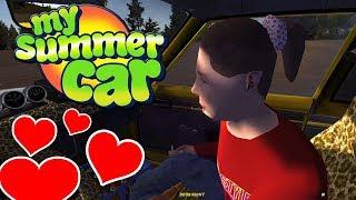 RANDKA Z KARYNĄ - My Summer Car #114