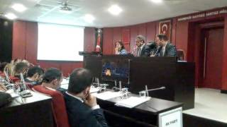 Gebze Belediyesi Mayıs Ayı Meclisi