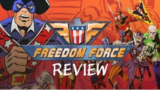 Freedom Force Review
