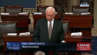 Hatch Argues for Criminal Justice Reform