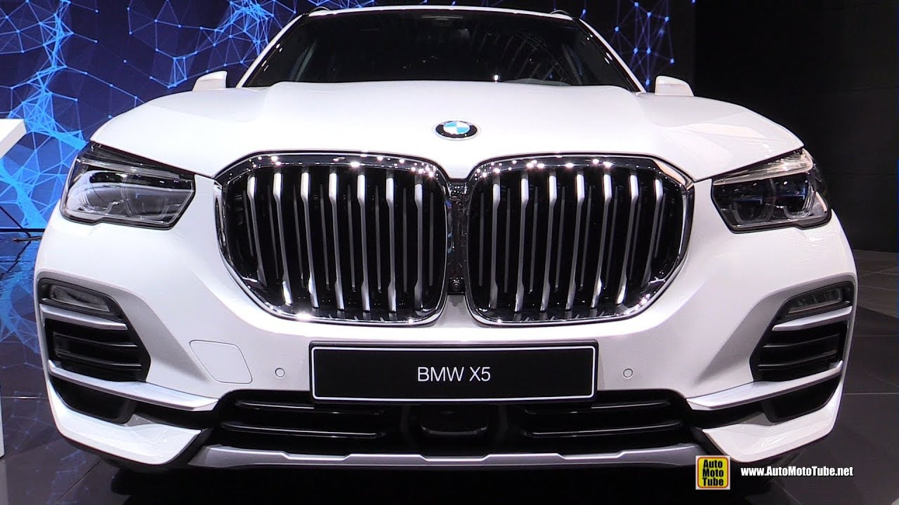 2019 Bmw X5 Xdrive 45e Plug In Hybrid Exterior And Interior Walkaround 2019 Geneva Motor Show