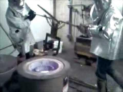 Engine block casting