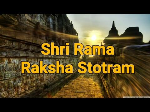 Shri Rama Raksha Stotram By Anuradha Paudwal