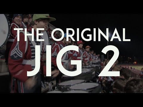 "Oak Mountain High School Drum Line 2011-2012 - ""Jig 2"" - October 28, 2011"
