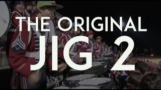 "Oak Mountain High School Drum Line - The Original ""Jig 2"" - October 28, 2011"
