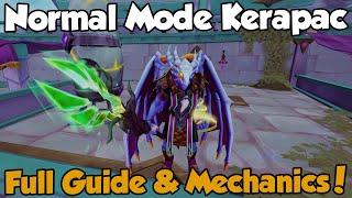 Kerapac Normal Mode Guide! AMAZING BOSS! [Runescape 3]