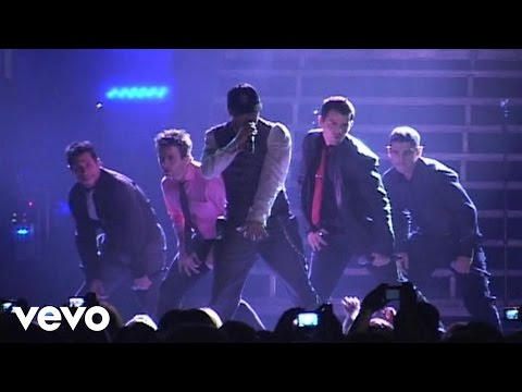 New Kids On The Block - Grown Man: On Tour Web Clip ft. The Pussycat Dolls, Teddy Riley