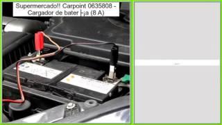 Carpoint 0635808 - Cargador de batería (8 A) opiniones