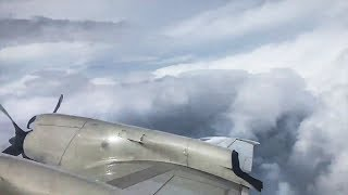 Flying Into The Eye Of A Hurricane