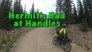 Hermit Can't Handle Handles