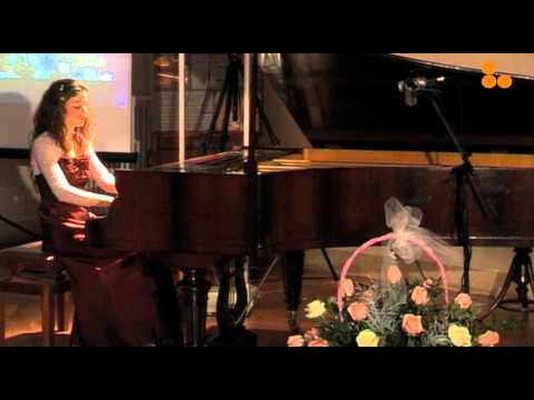 "F.Liszt ""Spanish Rhapsody"", Irene Veneziano"