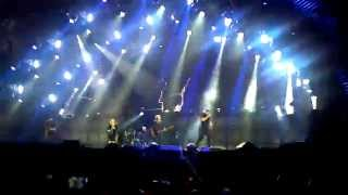 ACDC - Thunder Struck Detroit, Michigan 9/8/2015 Ford Field
