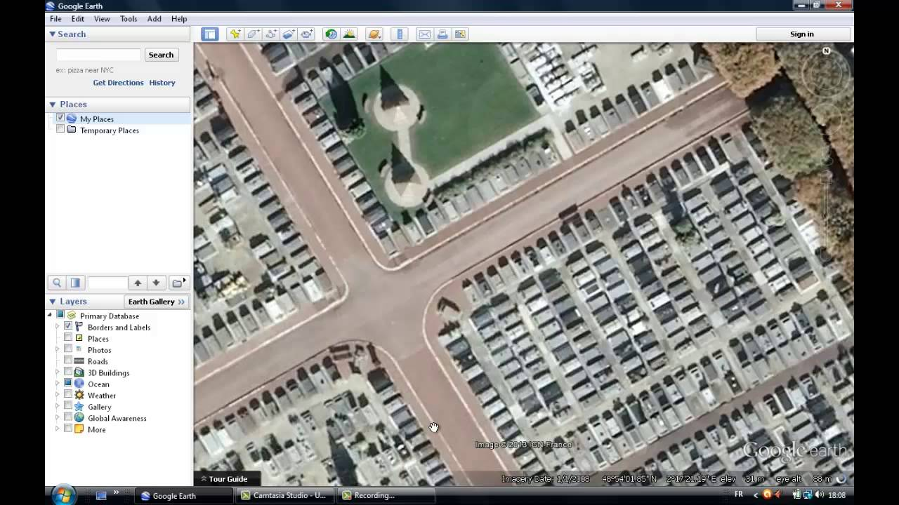 Google Earth Altitude Accuracy Learn How To Set It YouTube - Can google maps show elevation