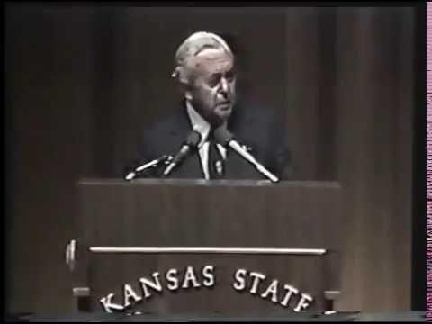 Landon Lecture | Sir Harold Wilson