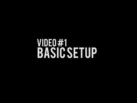 PRMT #1: Basic setup
