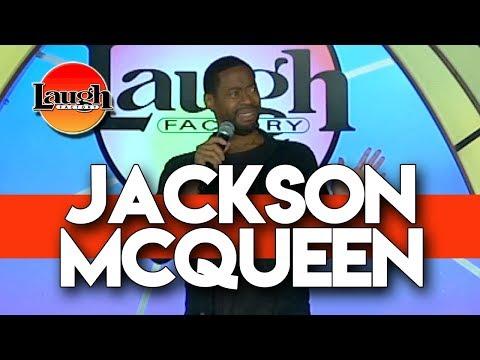 Jackson McQueen | Bad Marriage PR | Laugh Factory Las Vegas Stand Up Comedy