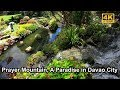 Prayer Mountain Paradise in Davao City, Amazing Nature, Flowers, Rivers, Buildings and Gardening