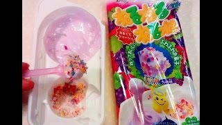 Popin' Cookin' Diy Nerunerunerune Candy Kit! With Special Guest Star!