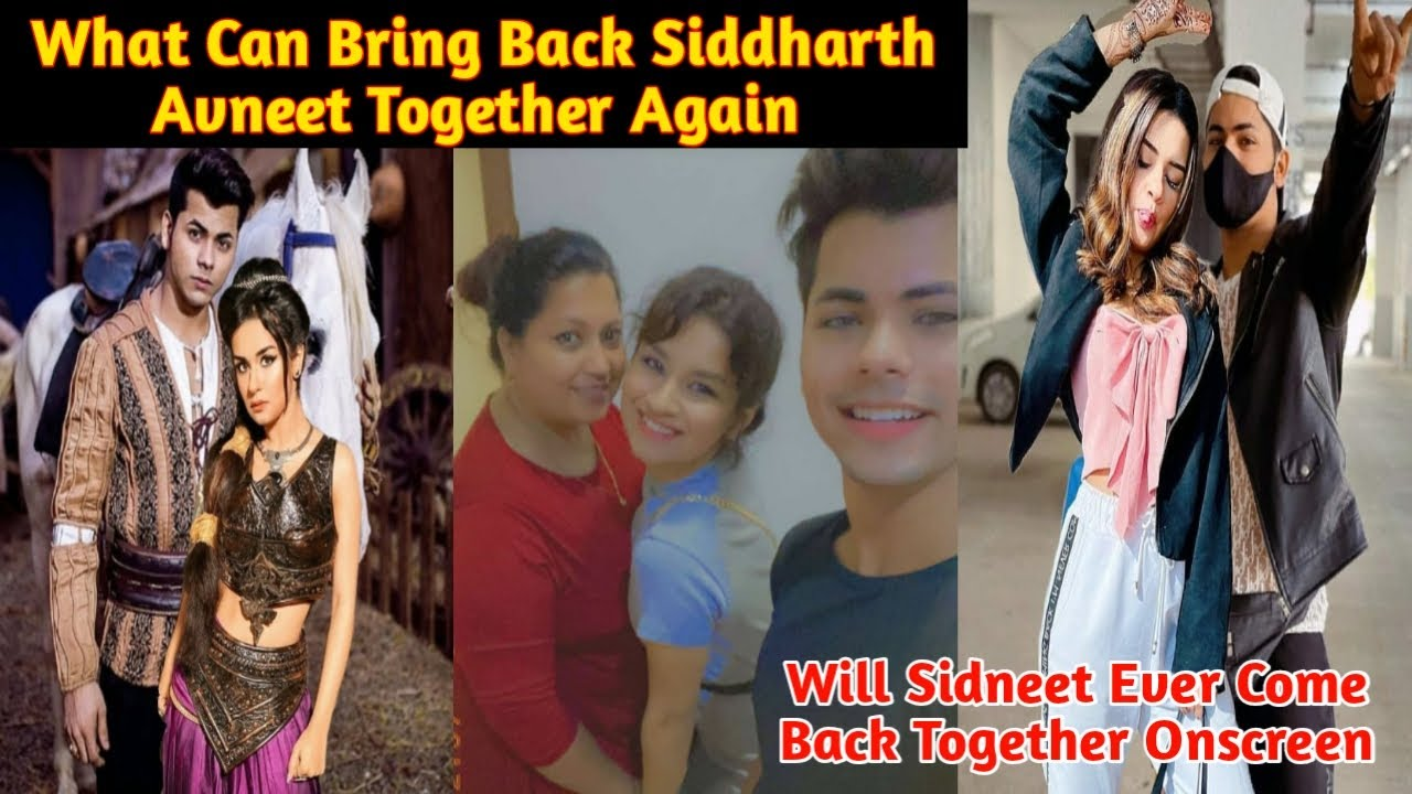 Download What Can Bring Back Siddharth Avneet Together| Will Sidneet Ever Come Back Onscreen|Sidneet Updates|