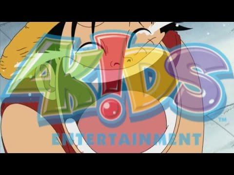 Tekking VS 4kids One Piece Dub PART 2