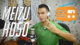видео Обзор наушников Meizu HD50 с АлиЭкспресс