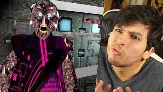 GRANNY ES UNA ROBOT HACKER !! NUEVO FINAL - Granny (Horror Game)