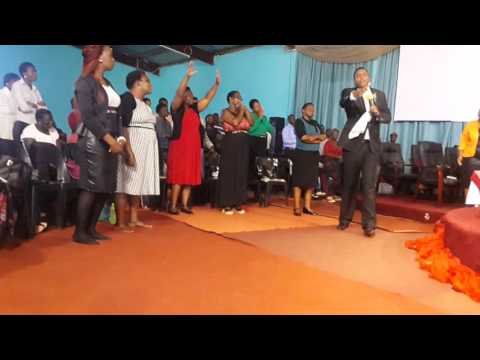Pastor Ebenezer Mtileni of Bethesda Christian Chur