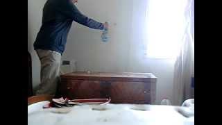 плесень не пройдет!(ленивый и дешевый способ удалить плесень в израильских квартирах., 2012-02-23T16:35:10.000Z)