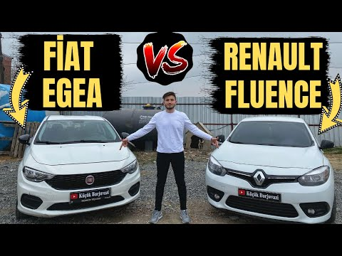 FİAT EGEA VS RENAULT FLUENCE ! HANGİSİ ALINIR ?