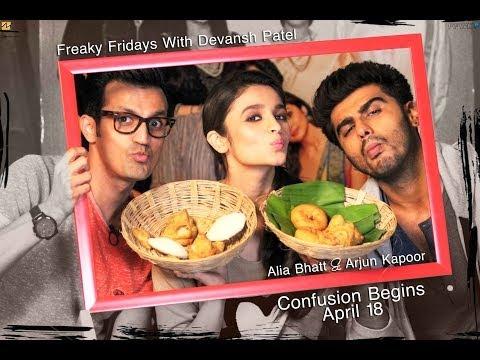 EXCLUSIVE Interview with Alia Bhatt & Arjun Kapoor On Freaky Fridays