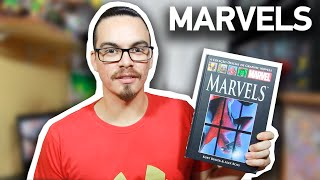 MARVELS - História Completa
