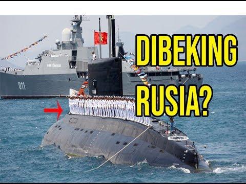 SOK JAGONYA MILITER VIETNAM DI ASEAN AKIBAT BORONG ALUTSISTA RUSIA