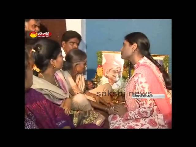 YS Sharmila launches 2nd phase of Paramarsa Yatra in Nalgonda district