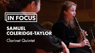 In Focus: Samuel Coleridge-Taylor