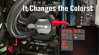 Corsair Link V4 Overview