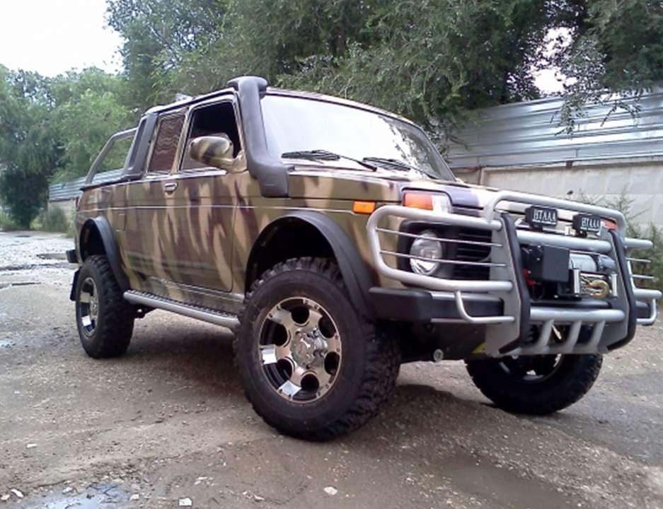 russian pickups