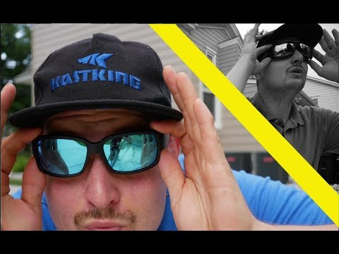 'NEW' KastKing Sunglasses Review: In With The NEW Out With The OLD (Hiwassee, Skidaway, Cuvier)
