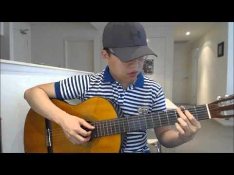 Jay Chou - Qing Hua Ci - Guitar (周杰倫 - 青花瓷)